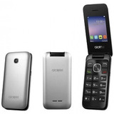 Celular Alcatel 2051d 2 Chips Flip Numero/tela Grande Idoso
