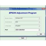 Reset Epson Artisan 837 Ilimitado 1pc