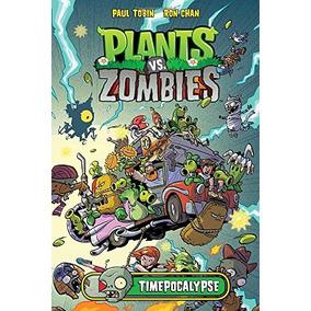 Libro Plants Vs. Zombies Timepocalypse Pasta Dura - *sk