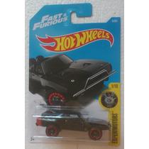 Hot Wheels 70 Dodge Charger Rapido Y Furioso 2017 1/10