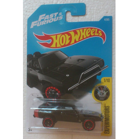 Hot Wheels 70 Dodge Charger Rapido Y Furioso 2017 1/10