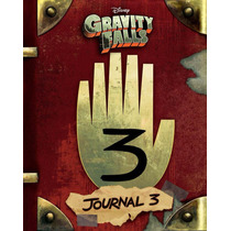 Gravity Falls - Journal 3 - Diario Original Libro En Inglés