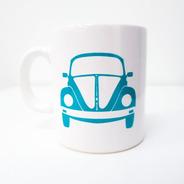 Taza De Cerámica Oficial Volkswagen