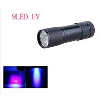 Lampara Ultravioleta Luz Negra Linterna Uv