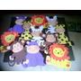 Recuerdo Fiesta Infantil Figuras En Foami De 30cm Por 30cm