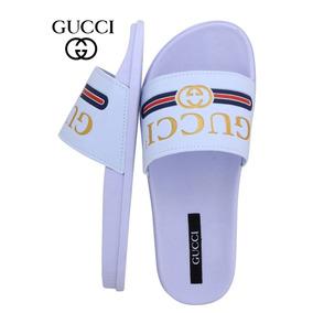 Chinelo Gucci Novo Lançamento Unissex Promoção