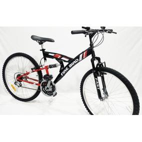 Bicicletas Mtb Mountain Doble Suspension Trp Bikes 18 Veloc