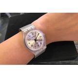 Reloj Tressa Malla Extensible (tipo Swatch)