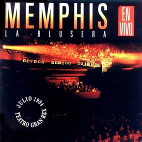 Cd Memphis La Blusera En Vivo 1994 Gran Rex Open Music