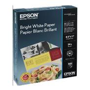 Papel Premium Epson Bright White Tamaño Carta 500hjs 90gr
