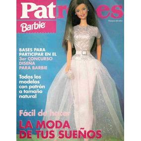 Revista Barbie Patrones Vestidos De Novia Pdf Envio Gratis