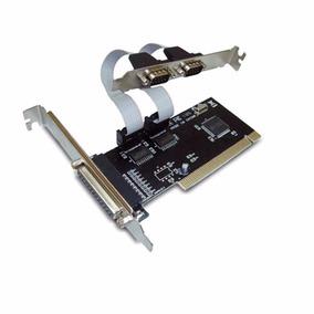 Pci Serial Rs232 Db9 2 Saídas Automação Comercial