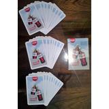 Cartas Cola Cola Importadas De Hungria Edicion Limitada