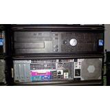 Lote 10 Cpu Dell Optiplex Core 2 Duo Excelentes Oferta!!!