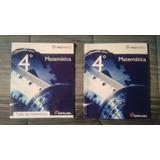 Libro De Matemática Cuarto Medio Santillana