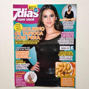 Revista 7 Dias Com Você Bruna Marquezine Bruno Gagliasso