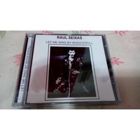 Cd Raul Seixas Let Me Sing My Rock N Roll 1985 Raro 25 Reais