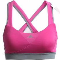 Bra Top Adidas Crossfit Ais High Impact Running Pink Jungla