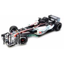 F1 Jos Verstappen Minardi Ps03 Año 2003 Minichamps Esc 1/18