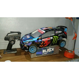 Hpi Ken Block Ford Fiesta Wr8 3.0 1/8 Nitro Rally Car Rc