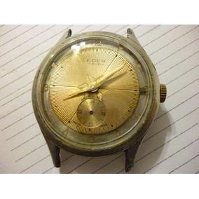 Reloj Eden Skeleton 15 Rubis Swiss Made A Revisar