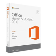 Office Home & Student 2016 P/ Mac