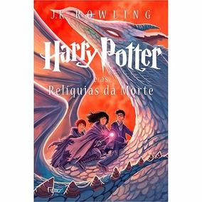 Livro - Harry Potter E As Relíquias Da Morte Livro 7
