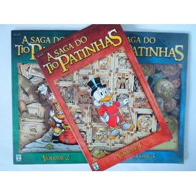 A Saga Do Tio Patinhas (2007) Abril Jovem Carl Barks