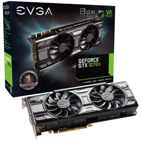 Placa De Vídeo Evga Geforce Gtx1070 Ti 8gb Sc 08g-p4-5671-kr