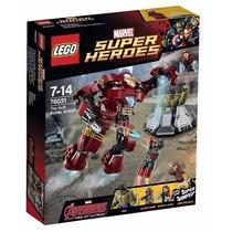 Lego Super Heroes 76031 The Hulk Buster Smash