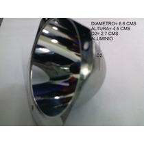 Reflector Parabolico 150 / 250 W Scanner Cabeza Movil Usada