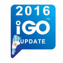 Actualizacion Igo Mapas Argentina Radares Fijos Y Moviles