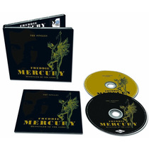Cd Freddie Mercury Messenger Of The Gods (2pc) (import) Novo