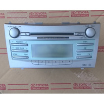 Radio Reproductor Mp3 Toyota Camry 2007 2009 Original Toyota