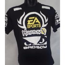 Camisa Camiseta Bad Boy Shogun Jiu Jitsu Hayabusa Ea Sports