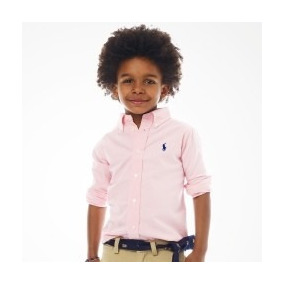 Polo Ralph Lauren Camisa Infantil