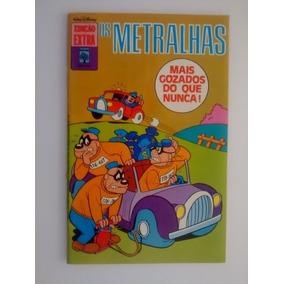 Edição Extra 73 - Os Metralhas - Abril (1976) - Bom!!!