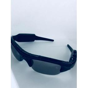 Óculos Espião De Sol E Câmera Discreta Filmadora Hd