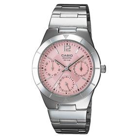 29adf684c2e Relogio Feminino Analogico Ltp 2069d - Relógios no Mercado Livre Brasil