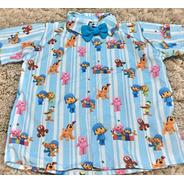 Camisa Temática Pocoyo