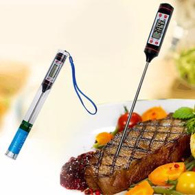 Termometro Digital De Cocina Tipo Pinche, Gastronomia