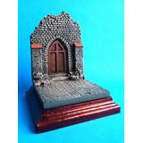 Maqueta Diorama, Viñeta De Ruina Medieval Para Figuras 1/35