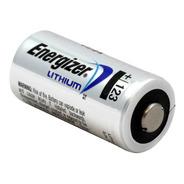 Pila Bateria Cr123 Cr123a Energizer X6 Lithium