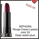 Sephora Labial, Rouge Cream Lipstick