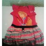 Vestido De Barbie Talla 12