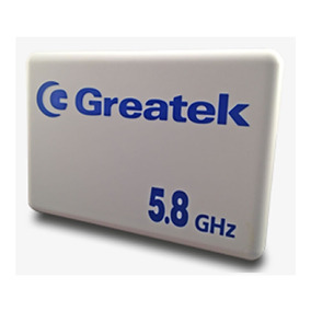 Antena Wireless Internet Greatek 5.8 Ghz 16 Dbi Wi-fi