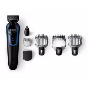Barbeador Kit Aparador De Pelos Máquina Fazer Barba Philips