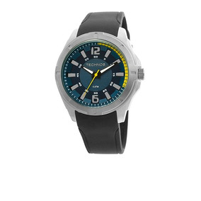 6df0e72b3d2 Pulseira De Borracha De Relogio Technos Tec 426 - Relógio Masculino ...