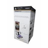 Kit Gamer Psp-s140 - Fone / Jogo / Case - Pronta Entrega