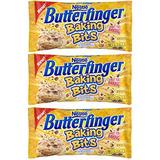 Nestle, Butterfinger Bits Para Hornear, Bolsa De 10 Onzas